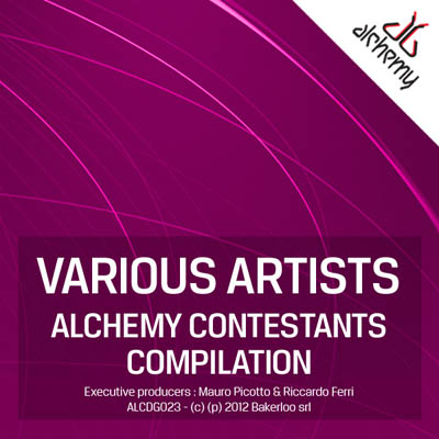 Alchemy Compilation Cover