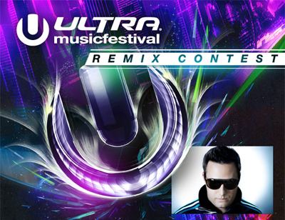 Ultra Music Festival 'Beltek' Remix Contest