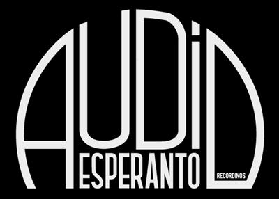 Audio Esperanto Black Logo